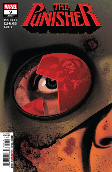 Marvel Comics The Punisher #9 Comic Book