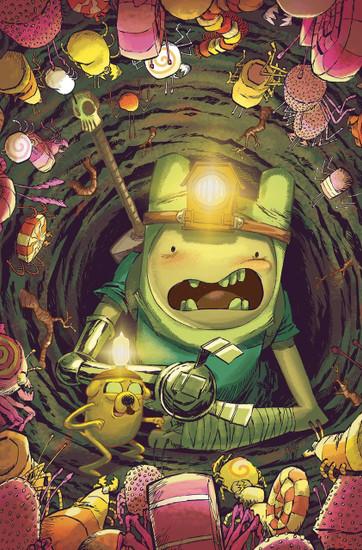 KaBOOM! Adventure Time #6 Season 11 Comic Book