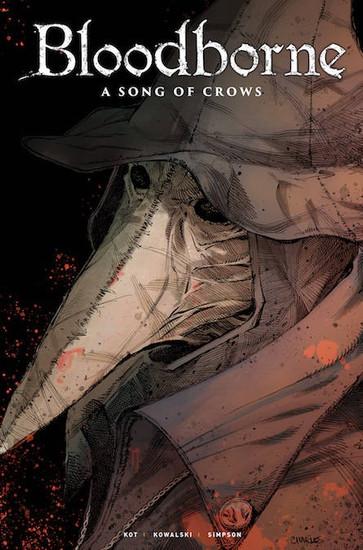 Titan Comics Bloodborne #10 A Song of Crows Comic Book