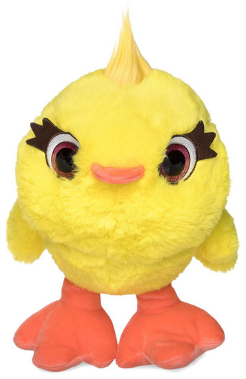 Disney Toy Story 4 Ducky Exclusive 10-Inch Talking Plush