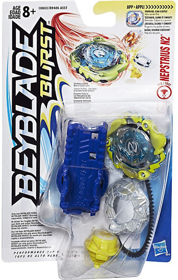 Beyblade Burst Nepstrius N2 Starter Pack [Damaged Package]