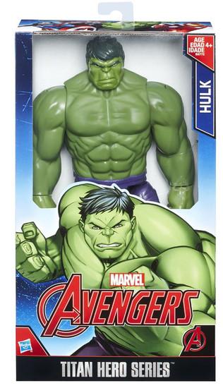 Marvel Avengers Titan Hulk Action Figure [Damaged Package]