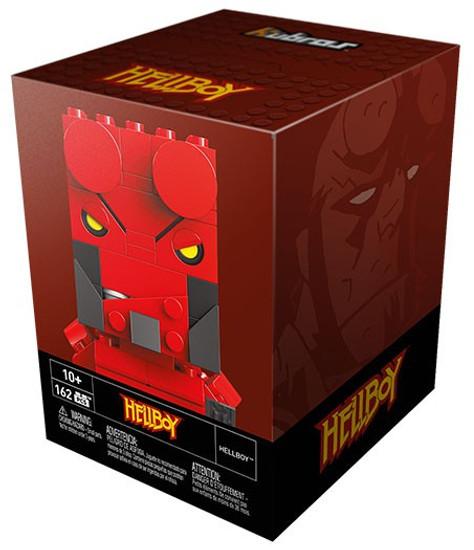 Mega Bloks Kubros Hellboy Set [Damaged Package]