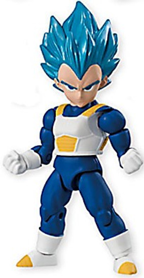 Dragon Ball Z Dragon Ball Super 66 Action Super Sayian God Super Sayian Vegeta Action Figure [Loose]