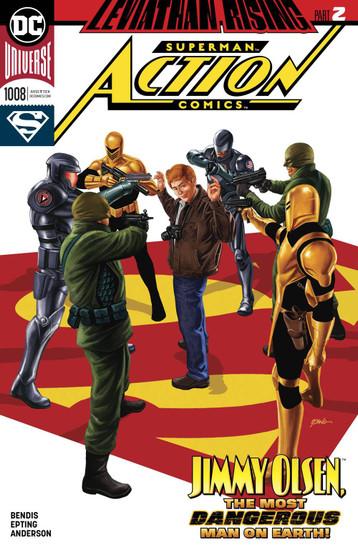 DC Action Comics #1008 Comic Book [Steve Epting]