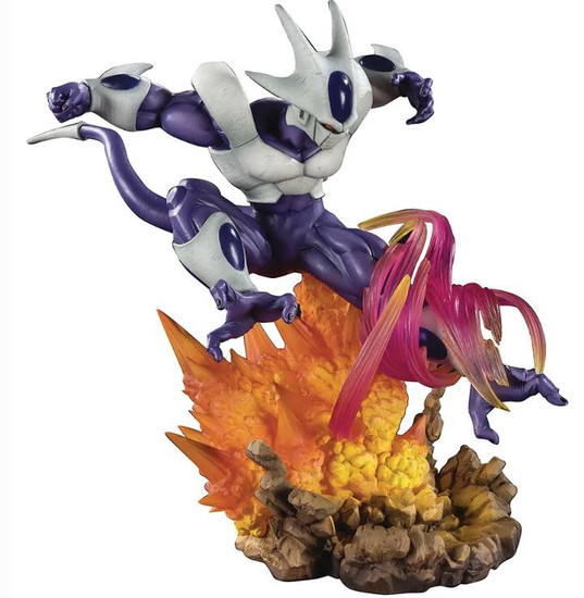 Dragon Ball Z Figuarts ZERO Final Form Cooler 7.9-Inch Collectible PVC Statue