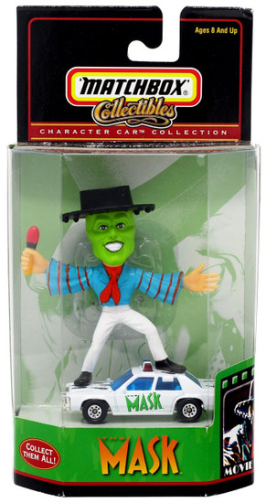 Matchbox Character Car Collection Movie Series The Mask Diecast Vehicle