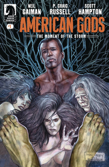 Dark Horse American Gods: The Moment of The Storm #1 Comic Book