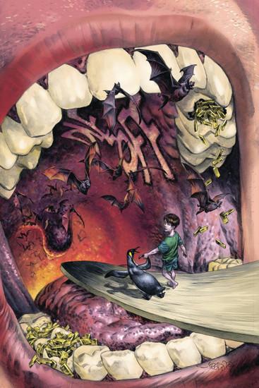 Dark Horse Fight Club 3 #4 Comic Book [Fegredo Cover B]