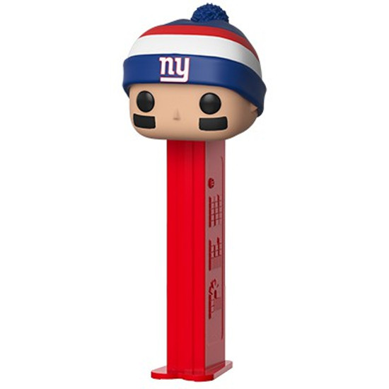 Funko NFL POP! PEZ New York Giants Candy Dispenser [Beanie]