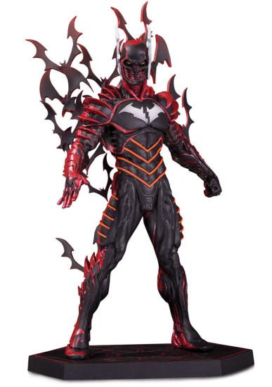 Batman Designer Series Dark Nights: Metal Red Death 8.2-Inch Statue [Greg Capullo]