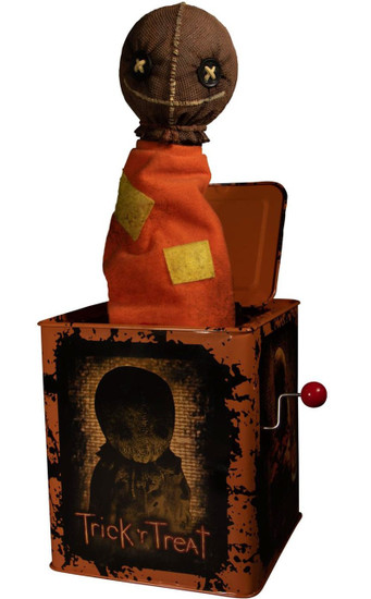 Trick 'r Treat Sam 14-Inch Burst A Box