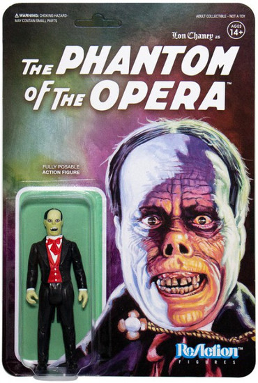 ReAction Universal Monsters The Phantom of the Opera Action Figure