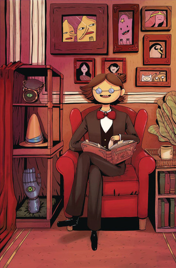 KaBOOM! Adventure Time Marcy & Simon #3 Comic Book [Simon Variant Cover]