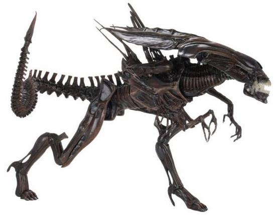 NECA Resurrection Alien Xenomorph Queen Ultra Deluxe Boxed Action Figure [Resurrection]