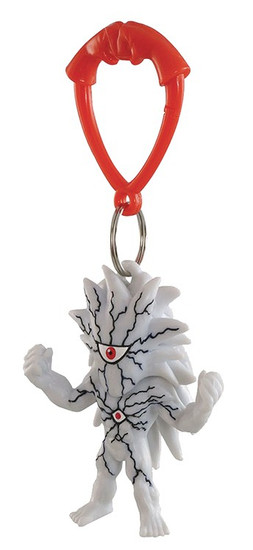 One Punch Man Backpack Hangers Boros Keychain [White Loose]