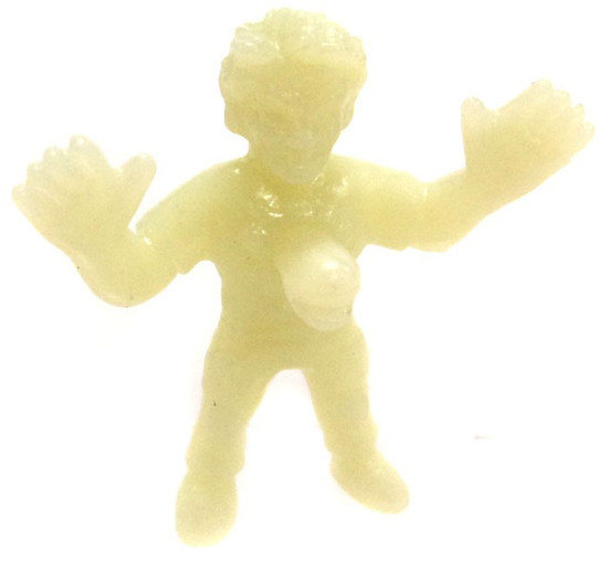 M.U.S.C.L.E. Alien Kane Chestbuster 1.75-Inch Mystery Mini [Glow in the Dark Loose]