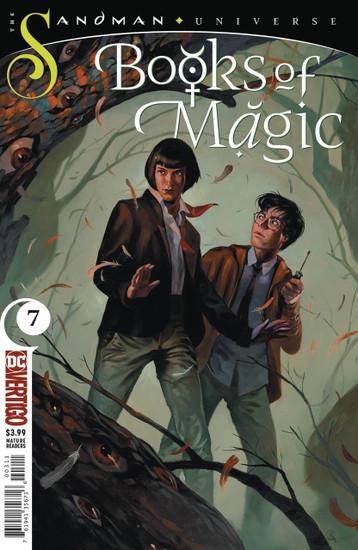 DC Books of Magic #7 The Sandman Universe Comic Book