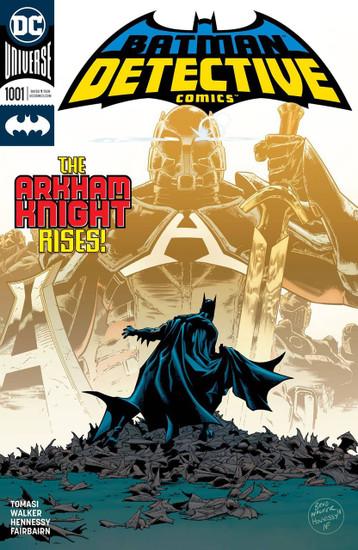 DC Detective Comics #1001 Comic Book
