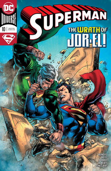 DC Superman #10 Comic Book