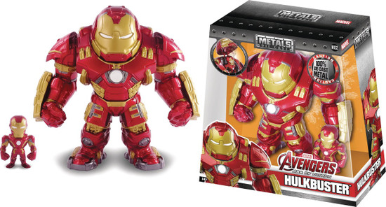 Marvel Age of Ultron Metals Hulkbuster Action Figure