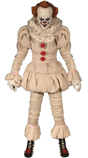 IT One:12 Collective Pennywise Action Figure [IT Movie (2017)]