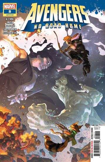 Marvel Comics Avengers: No Road Home #8 of 10 Comic Book