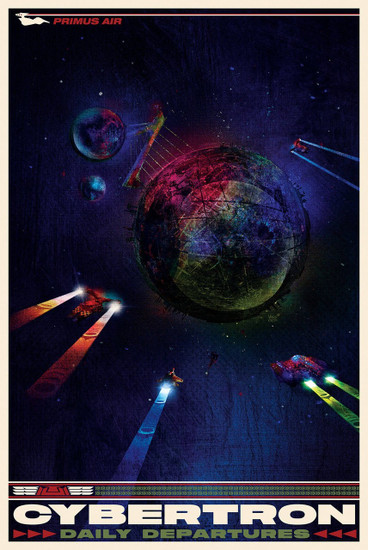 IDW Transformers #2 Comic Book [Jeffrey Veregge Variant Cover]