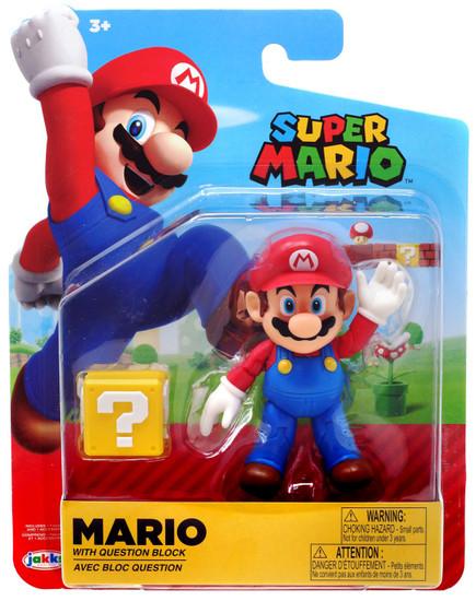World of Nintendo Wave 16 Super Mario Action Figure [Question Block]