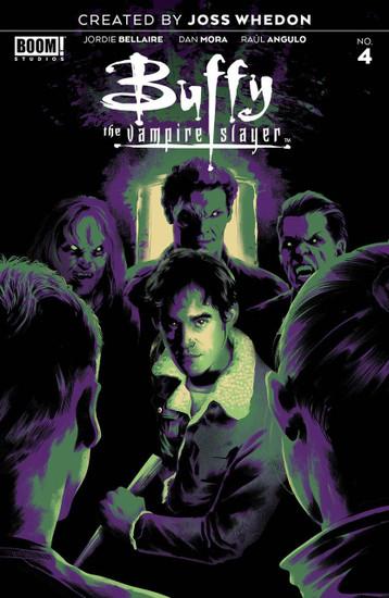 Boom Studios Buffy The Vampire Slayer #4 Comic Book