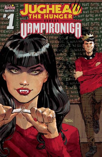Archie Comic Publications Jughead Hunger Vs. Vampironica #1 Comic Book [Dan Panosian Cover E]