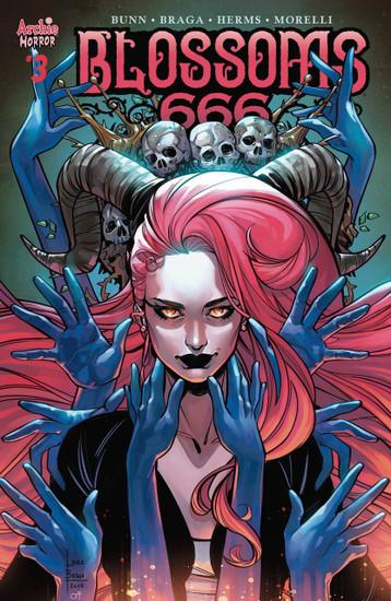 Archie Comic Publications Blossoms 666 #3 Comic Book