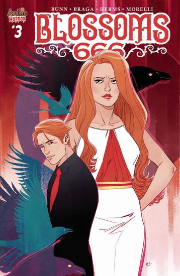 Archie Comic Publications Blossoms 666 #3 Comic Book [Marguerite Sauvage Cover B]