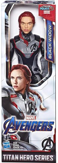 Marvel Avengers Endgame Titan Hero Series Black Widow Action Figure [2018]