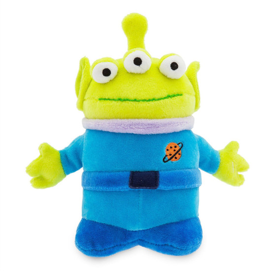 Disney Toy Story 4 Alien Exclusive 7.5-Inch Mini Bean Bag Plush [2019]