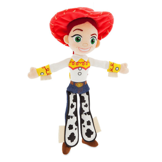 Disney Toy Story 4 Jessie Exclusive 11-Inch Mini Bean Bag Plush [2019]