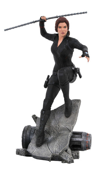 Avengers Endgame Marvel Premier Collection Black Widow 12-Inch Resin Statue