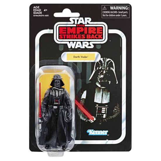 Star Wars The Empire Strikes Back Vintage Collection Wave 20 Darth Vader Action Figure