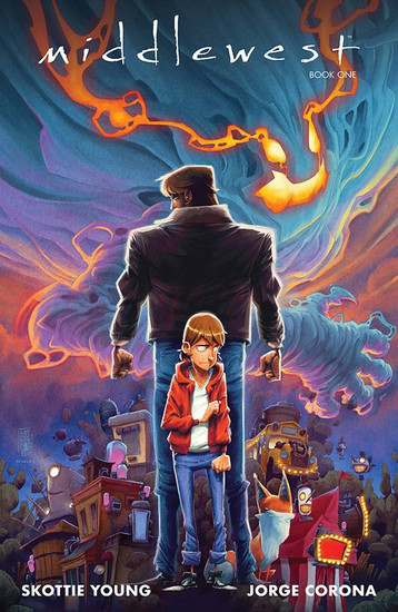 Image Comics Middlewest Volume 1 Trade Paperback Comic Book