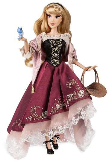 Disney Princess Sleeping Beauty Limited Edition Aurora Exclusive 17-Inch Doll