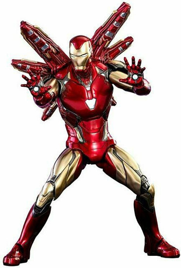 Marvel Avengers Endgame Iron Man Mark LXXXV Collectible Figure MMS528D30 [Non-Refundable Deposit] (Pre-Order ships November)