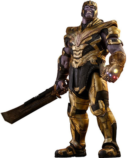 Marvel Avengers Endgame Thanos Collectible Figure MMS529