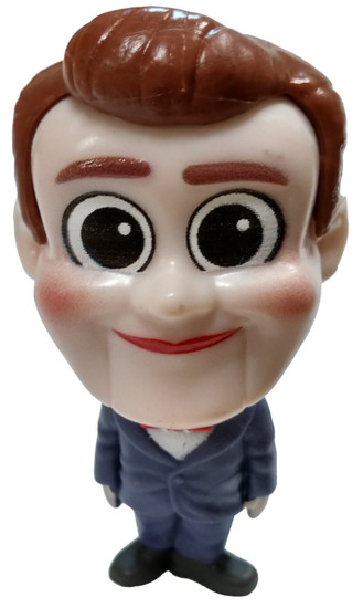 Disney / Pixar Toy Story 4 MINIS Series 1 Ventriloquist Dummy 1-Inch Minifigure [Loose]