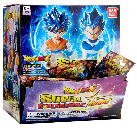 Dragon Ball Super Super Collectable Figure Mystery Box [24 Packs]