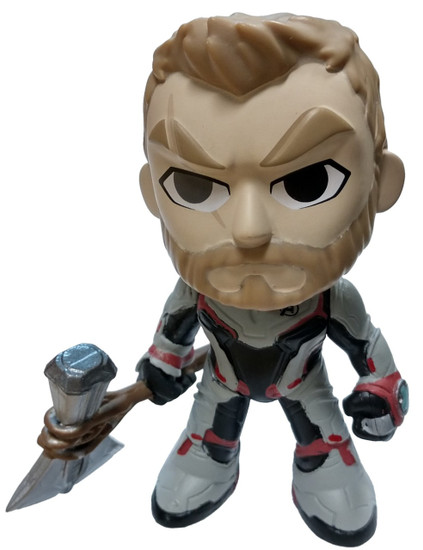 Funko Marvel Avengers Endgame Mystery Minis Thor 1/6 Mystery Minifigure [Quantum Realm Suit Loose]