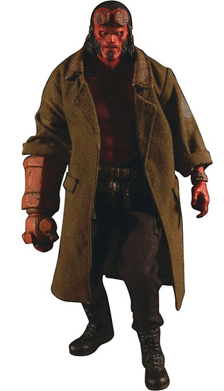 One:12 Collective Hellboy Action Figure (Pre-Order ships October)