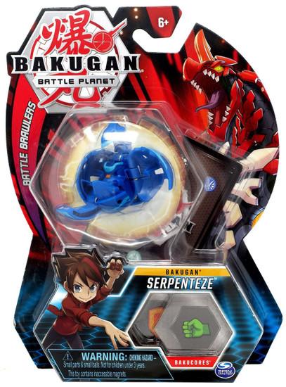 Bakugan Battle Planet Battle Brawlers Bakugan Serpenteze