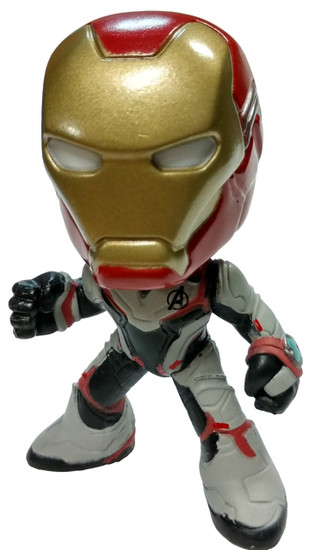 Funko Marvel Avengers Endgame Mystery Minis Iron Man Exclusive 1/24 Mystery Minifigure [Quantum Realm Suit Loose]