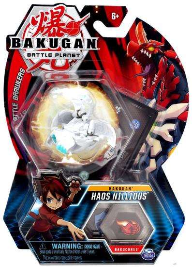 Bakugan Battle Planet Battle Brawlers Bakugan Haos Nillious