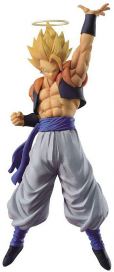 Dragon Ball Z Dragon Ball Legends Super Saiyan Gogeta 5.9-Inch Collectible PVC Figure